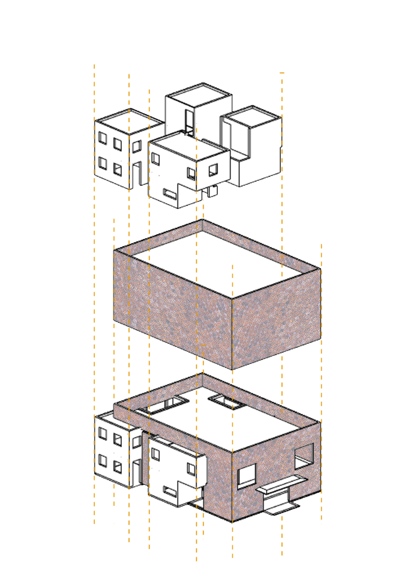 Wall house 2