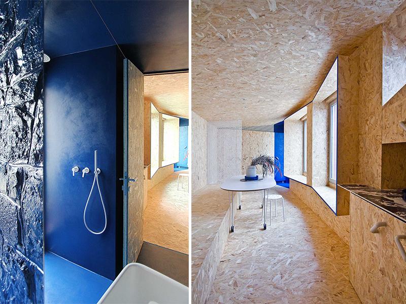 Nhà nhỏ tinh giản gói gọn 25 mét vuông