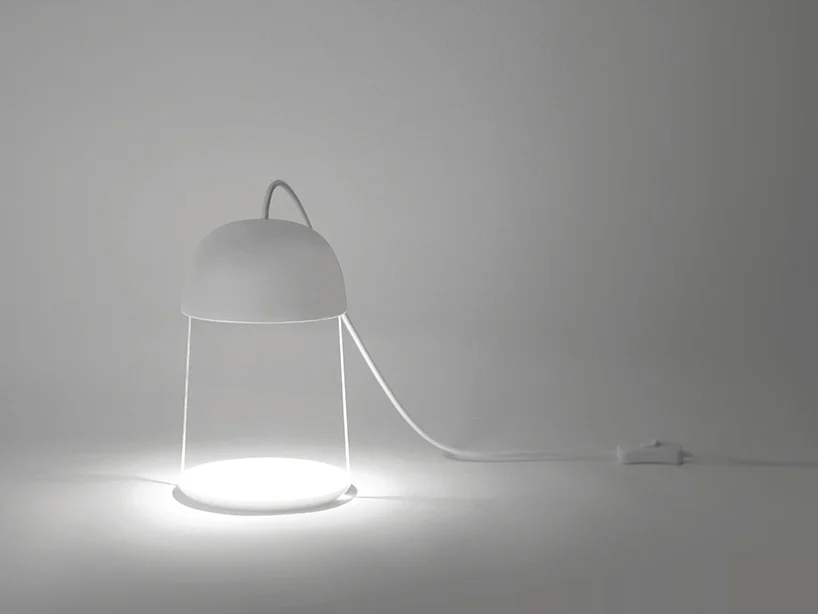 Floating Lampshade 1