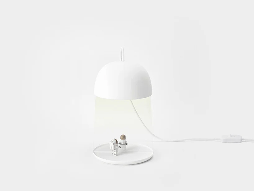 Floating Lampshade 2