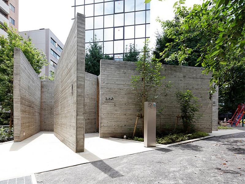 Tokyo Toilet - WC đương đại trên cảm hứng Kawaya