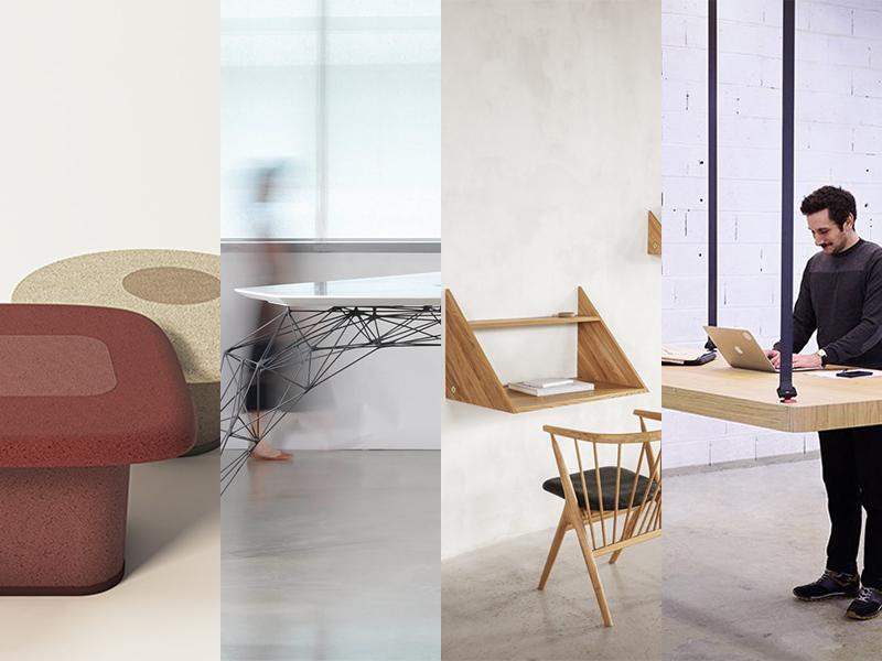 Những thiết kế bàn đặc biệt