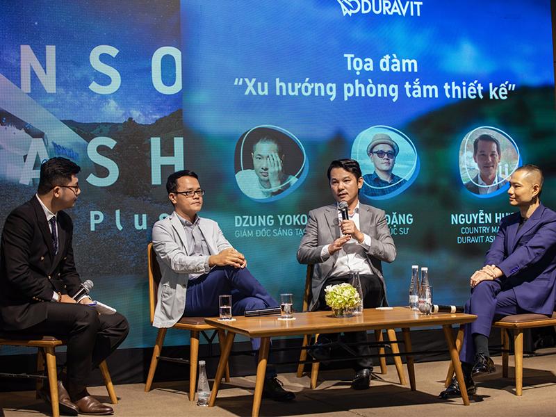 Duravit ra mắt dòng sản phẩm cao cấp tại Việt Nam