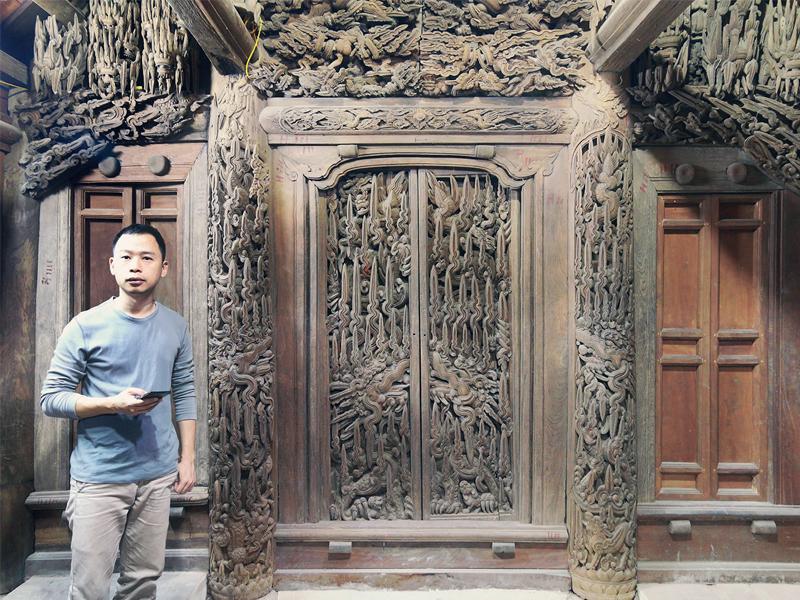 KTS Trần Hiếu - Kể chuyện đình làng qua ảnh