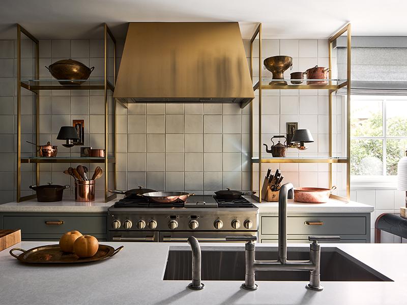 Kips Bay - Gian bếp điển hình cho nhịp sống hiện đại