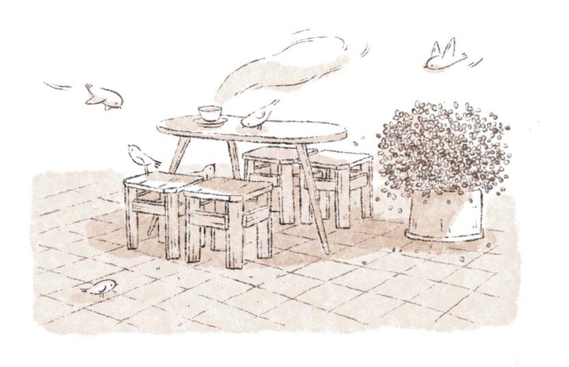 cafe station 6