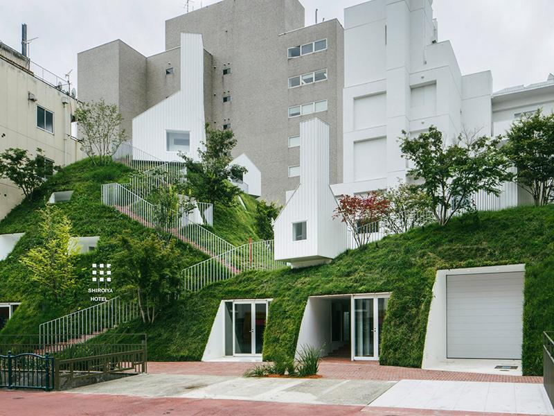 Khách sạn Shiroiya - Ngọn đồi xanh mát