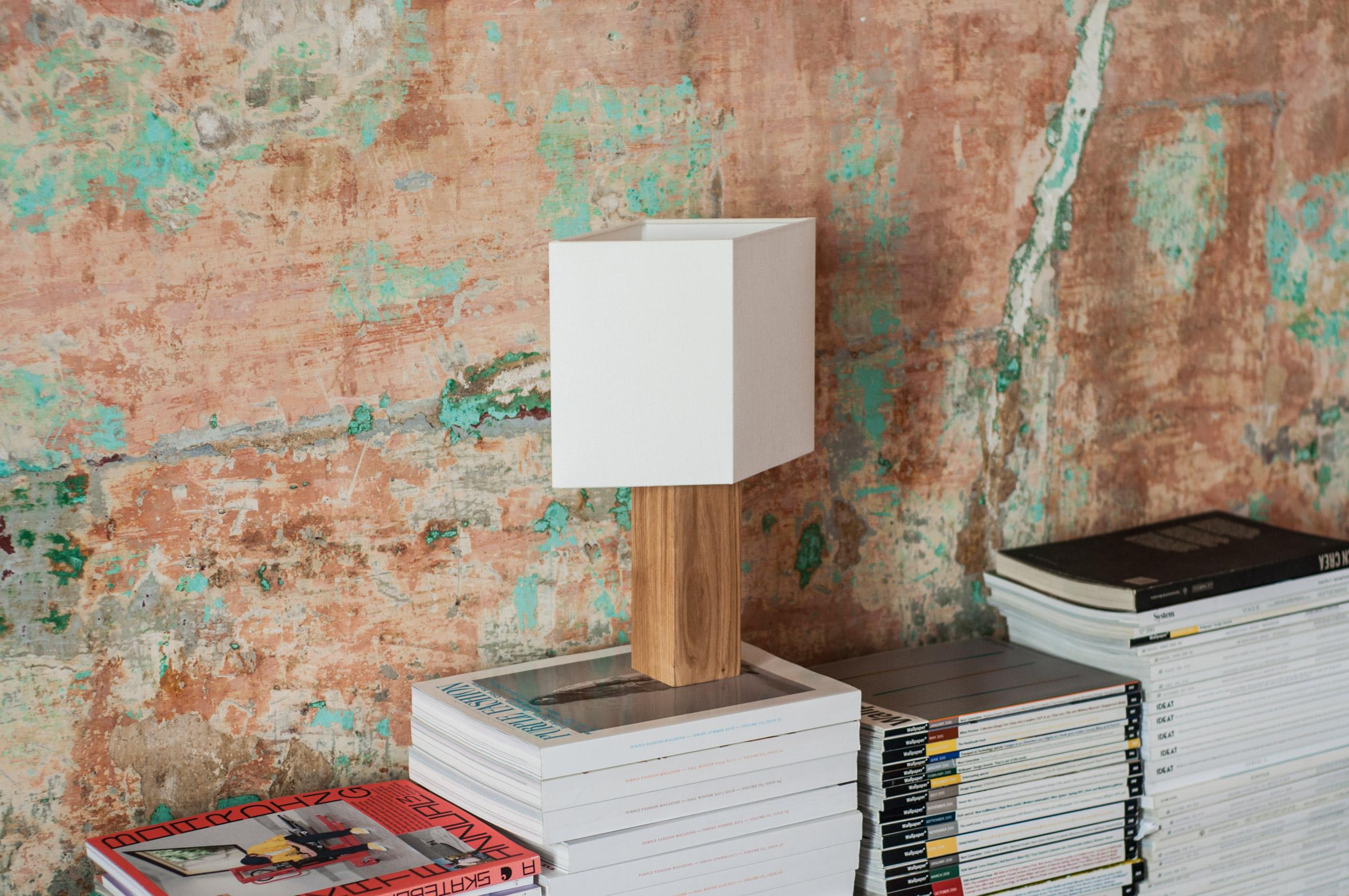 Chata Lamp 4