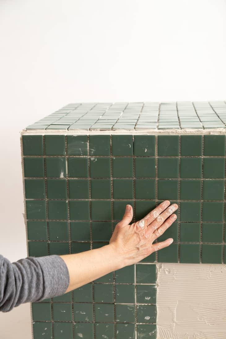 bàn mosaic 9