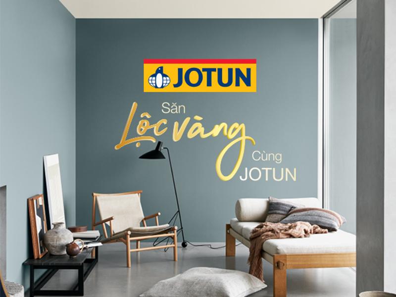 Săn lộc vàng cùng sơn Jotun