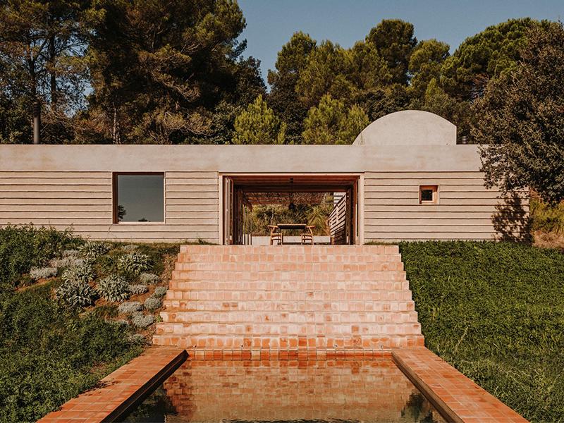 Ter House - Kiến trúc dung hoà giữa thiên nhiên