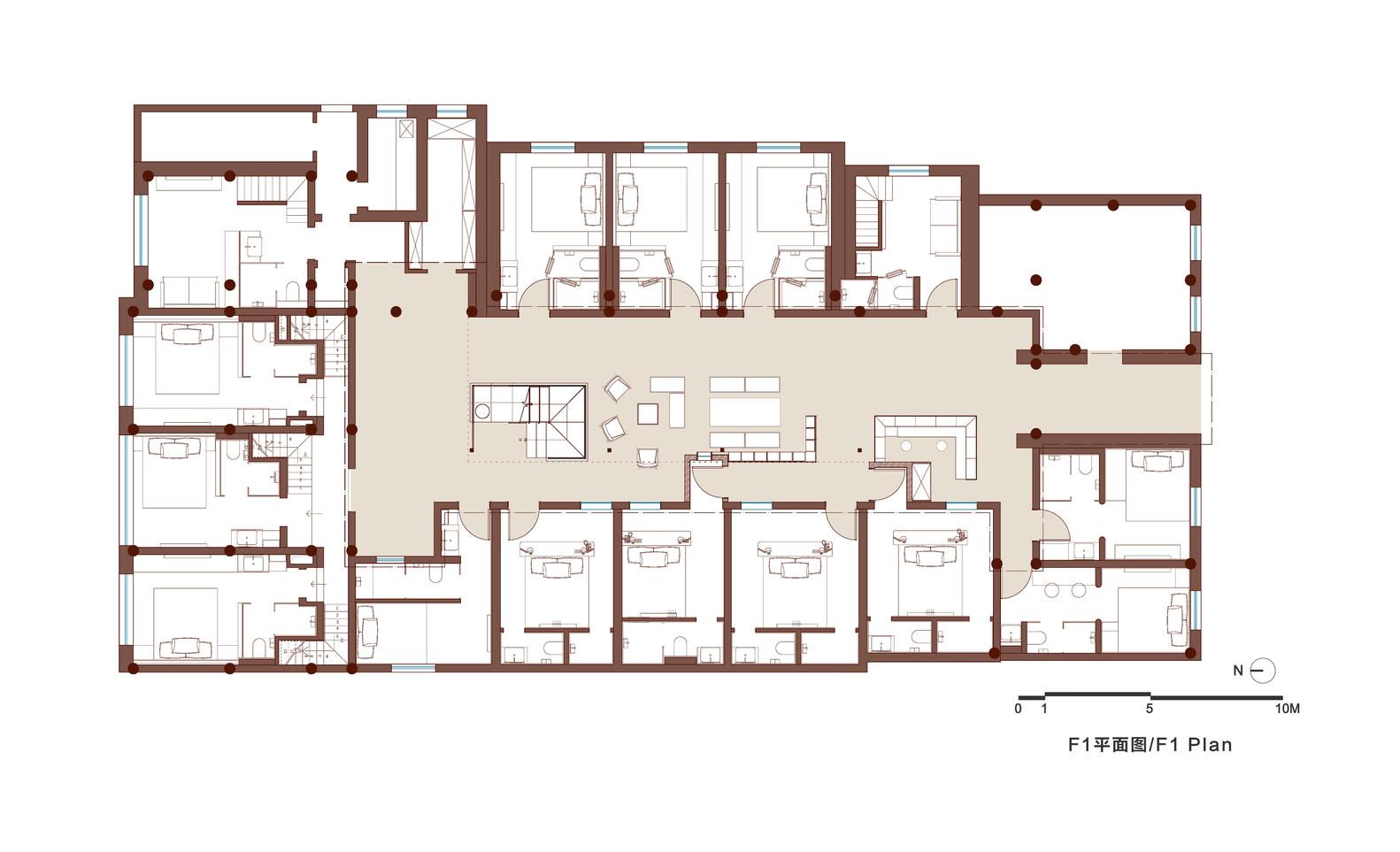 khách sạn 13