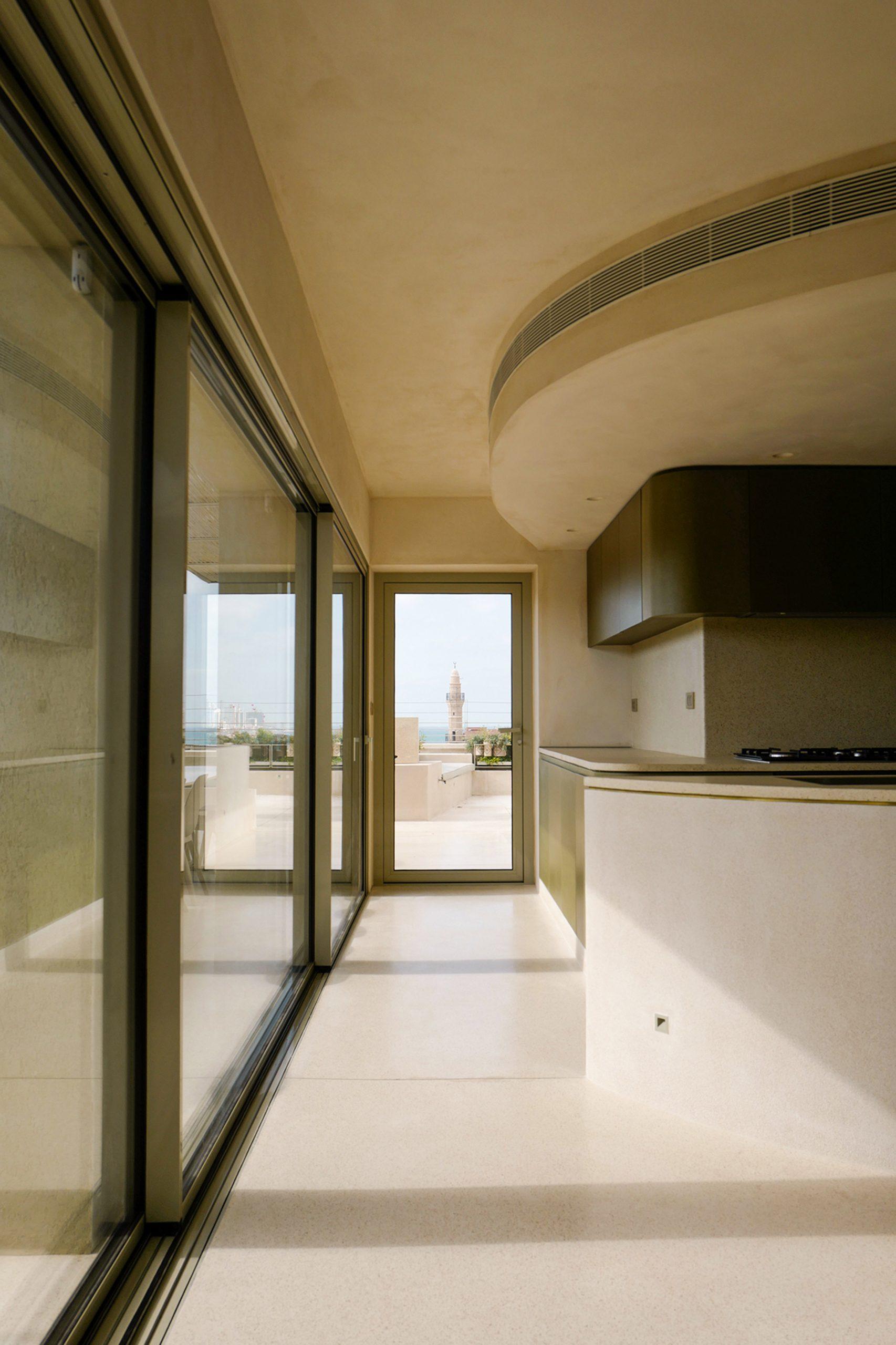 Jaffa Roofhouse Israel 1