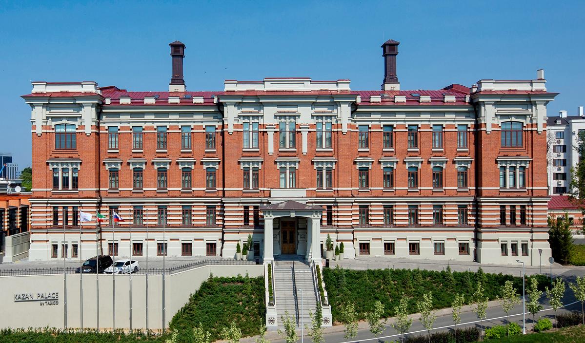 Kazan Palace 14