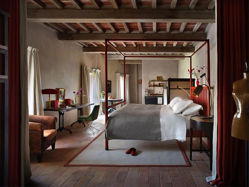 Hotel Castello di Reschio - Lâu đài nghìn năm tuổi