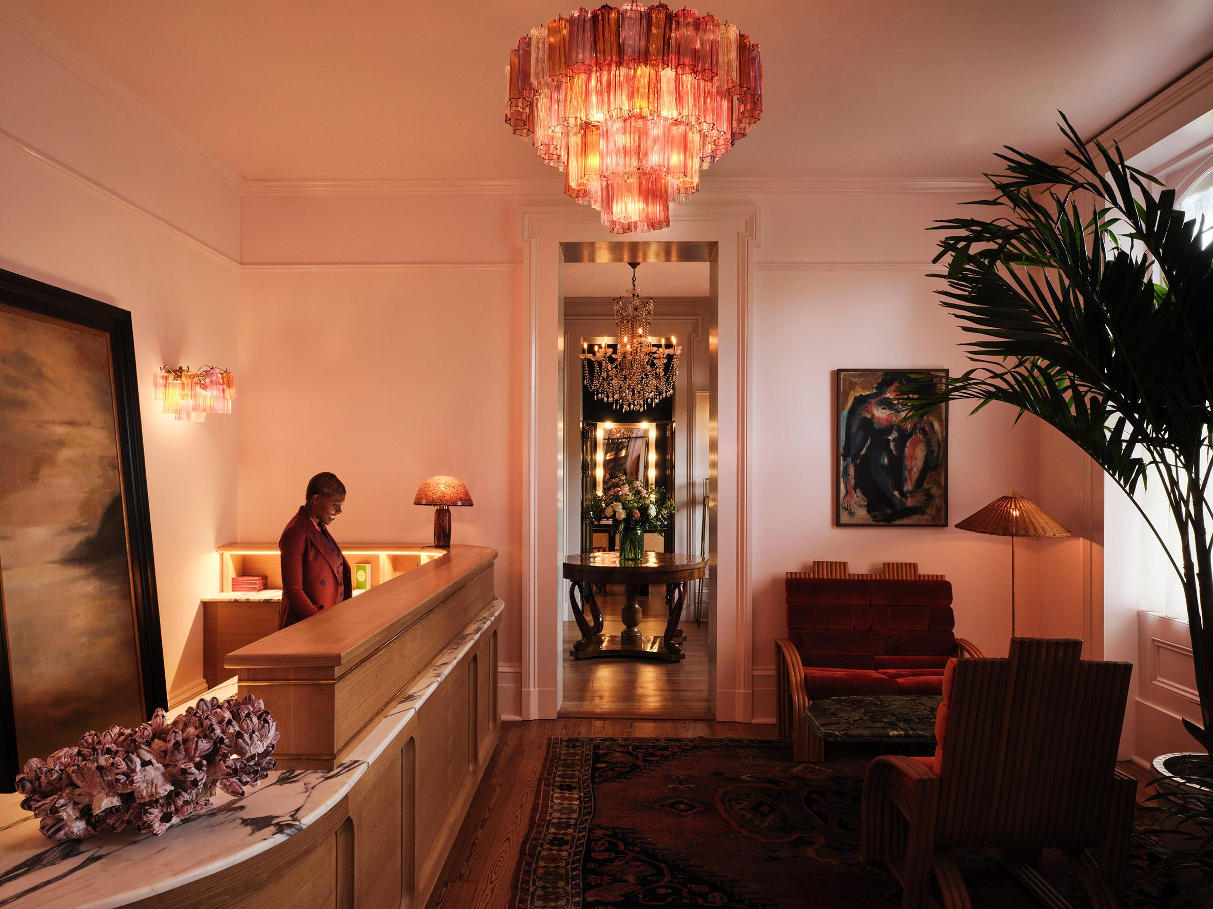 Hotel Saint Vincent 9
