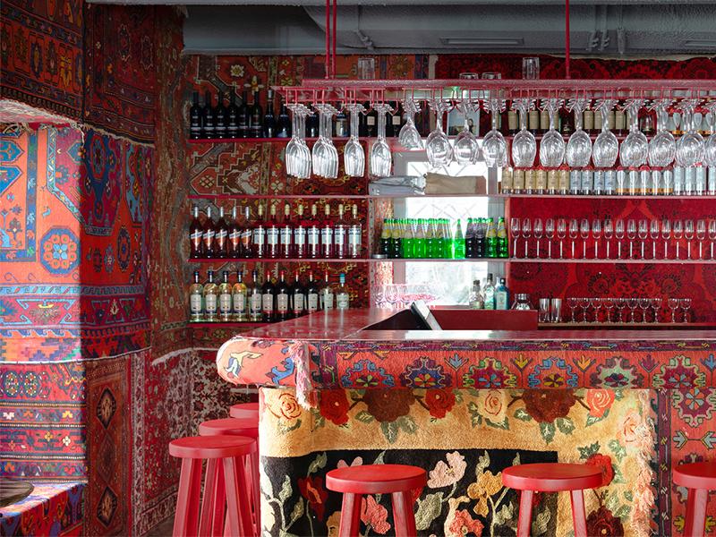 Nhà hàng Khachapuri & Wine - Tương phản tinh tế