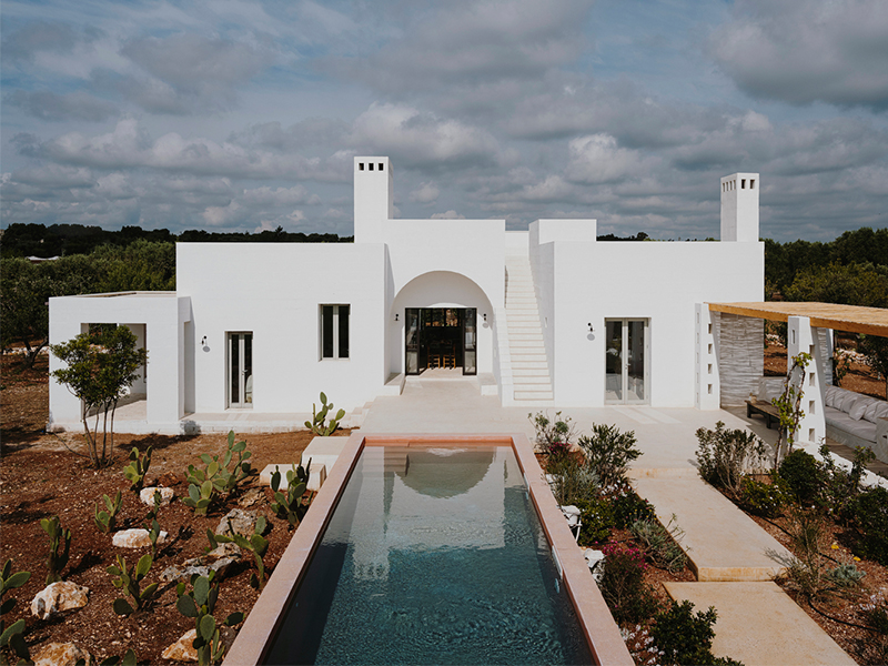 Villa Cardo - Giấc mơ lâu đài cát