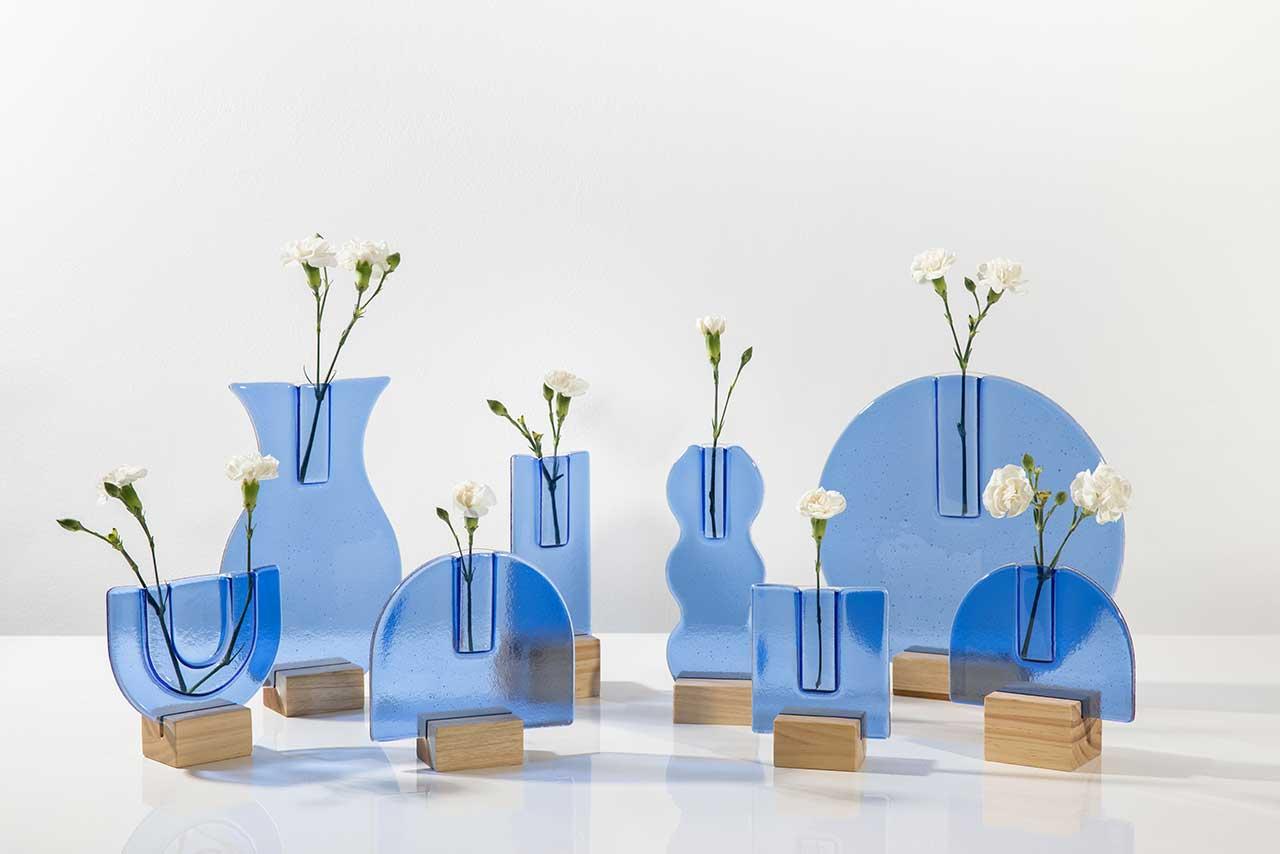 BST bình hoa Slimeline Vase - Sáng tạo đa chiều