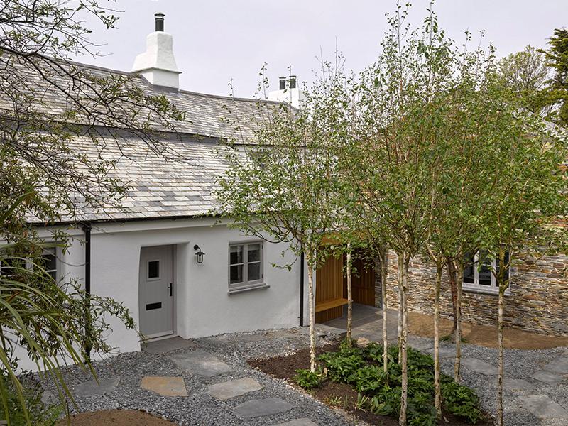 Cornish House - Ngôi nhà bình yên
