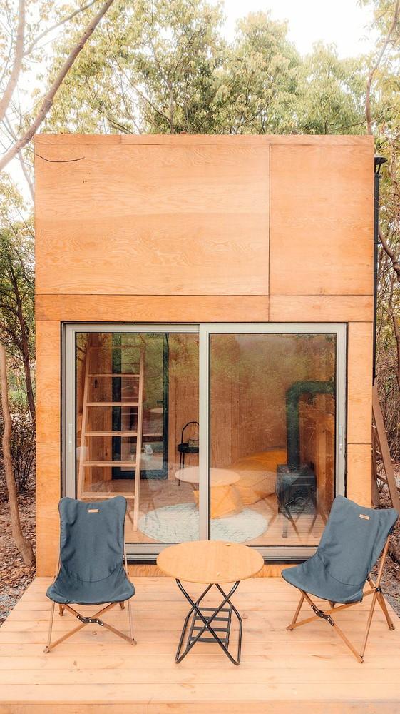 cabin gỗ 9
