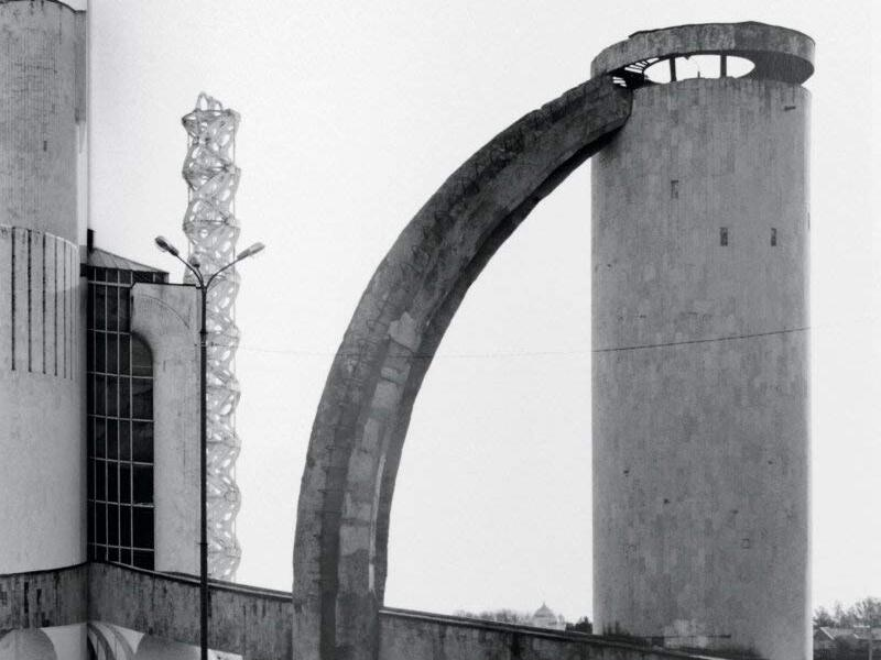 Frédéric Chaubin và tàn tích của kiến trúc Liên Xô