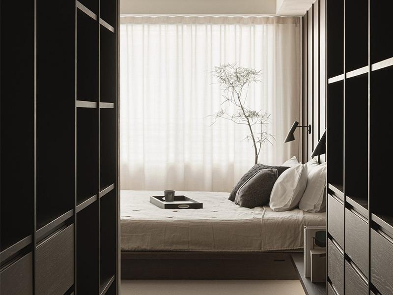 10 không gian phòng ngủ mang cảm hứng tối giản