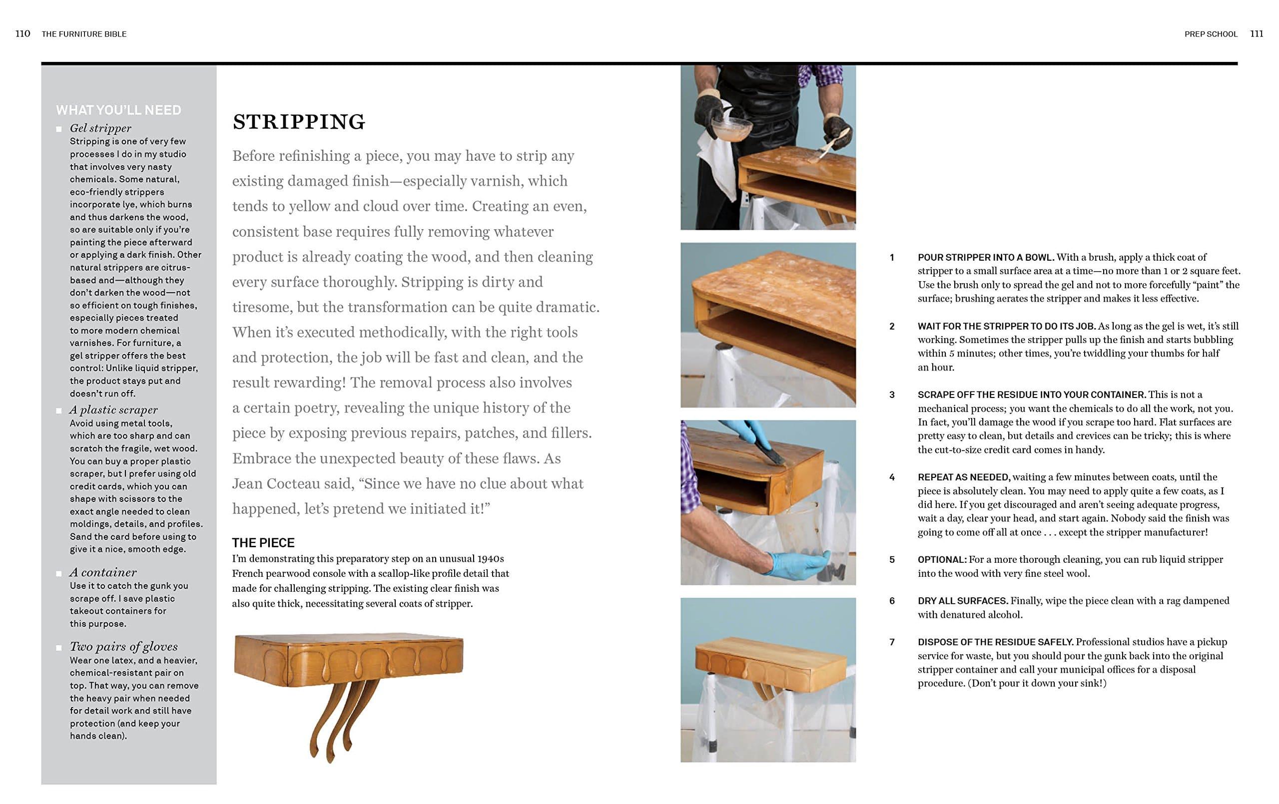 The Furniture Bible 2