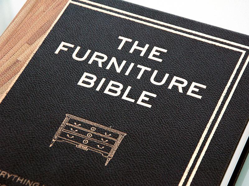 The Furniture Bible 1