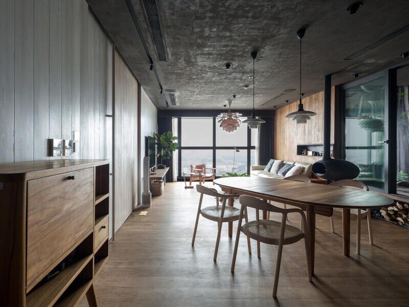 Sàn gỗ Öko với ý niệm tái sinh