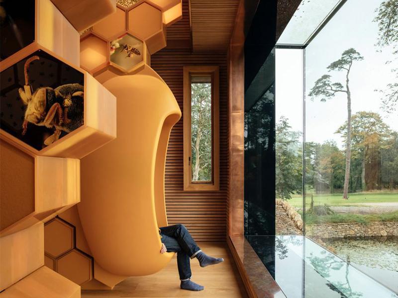 Beezantium - Nuôi ong ven hồ